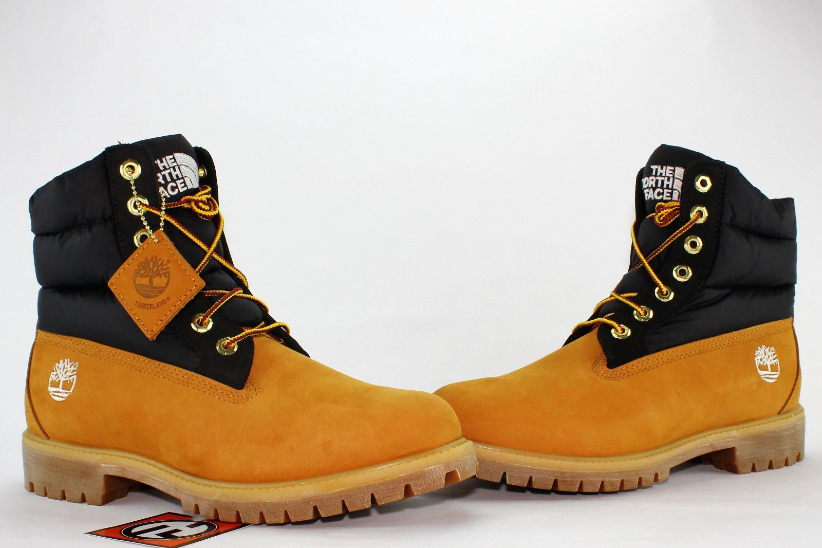 Timberland x The North Face Puffer