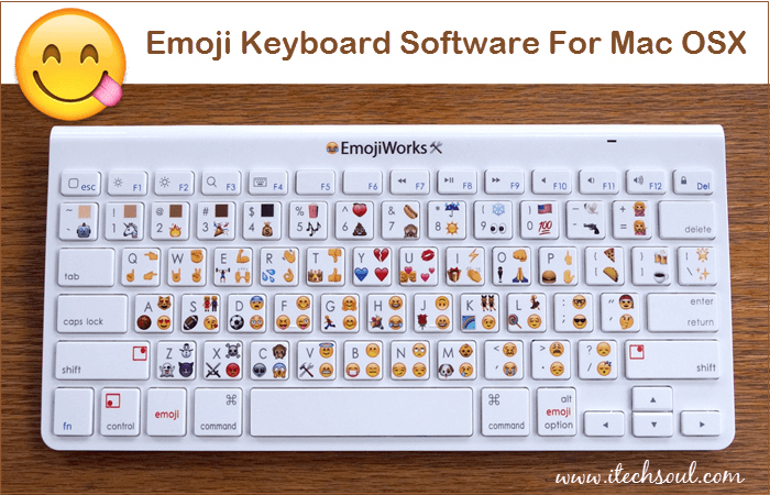 Emoji Fun Keyboard Software And Hardware For Mac Os X Operating System Mac Os Keyboard Operating System