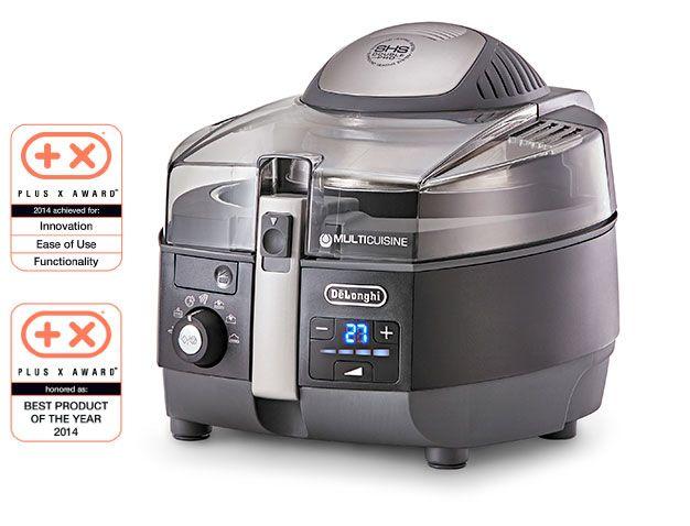 Robo De Cozinha Multicooker Multicuisine Delonghi Na Polishop