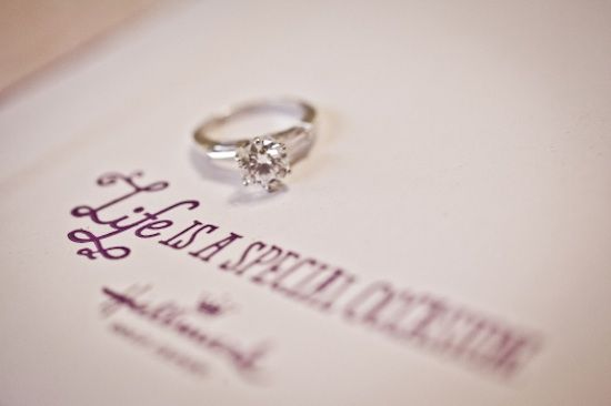 clever engagement ring shot from www.photographybyverdi.com