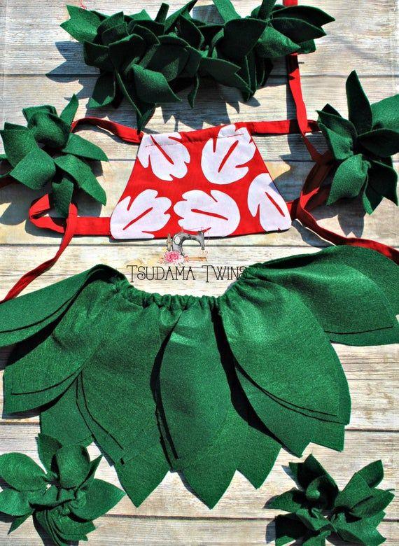 Lilo Costume, Lilo Birthday Outfit, Lilo Hula Costume, Lilo Dance Outfit, Hawaiian Costume #costumes