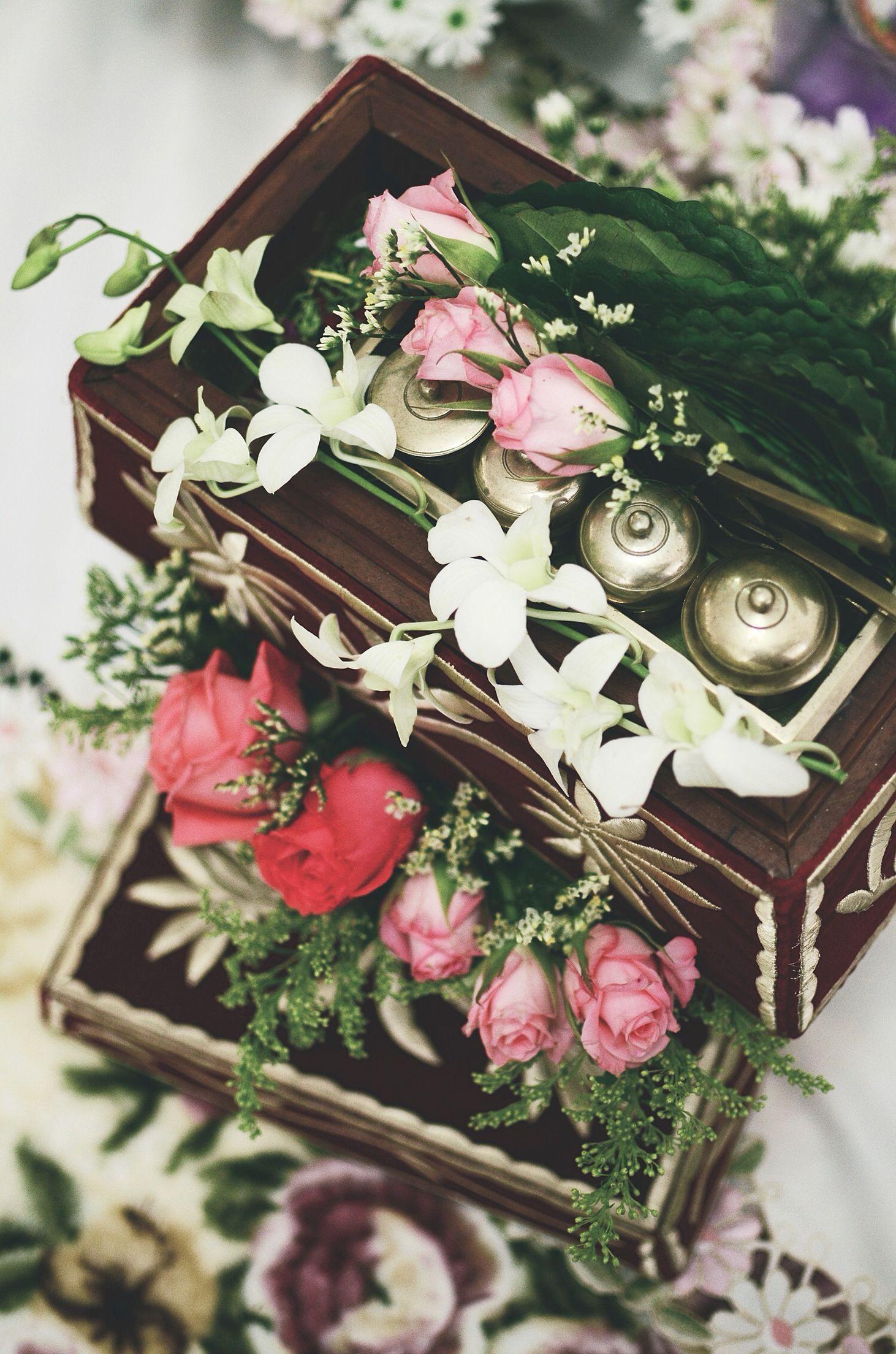 Tepak sireh wedding invitations