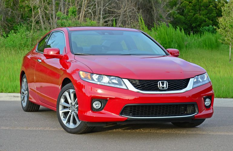 2014 Honda Accord Coupe Ex L V6 6 Speed Manual Review Test Drive