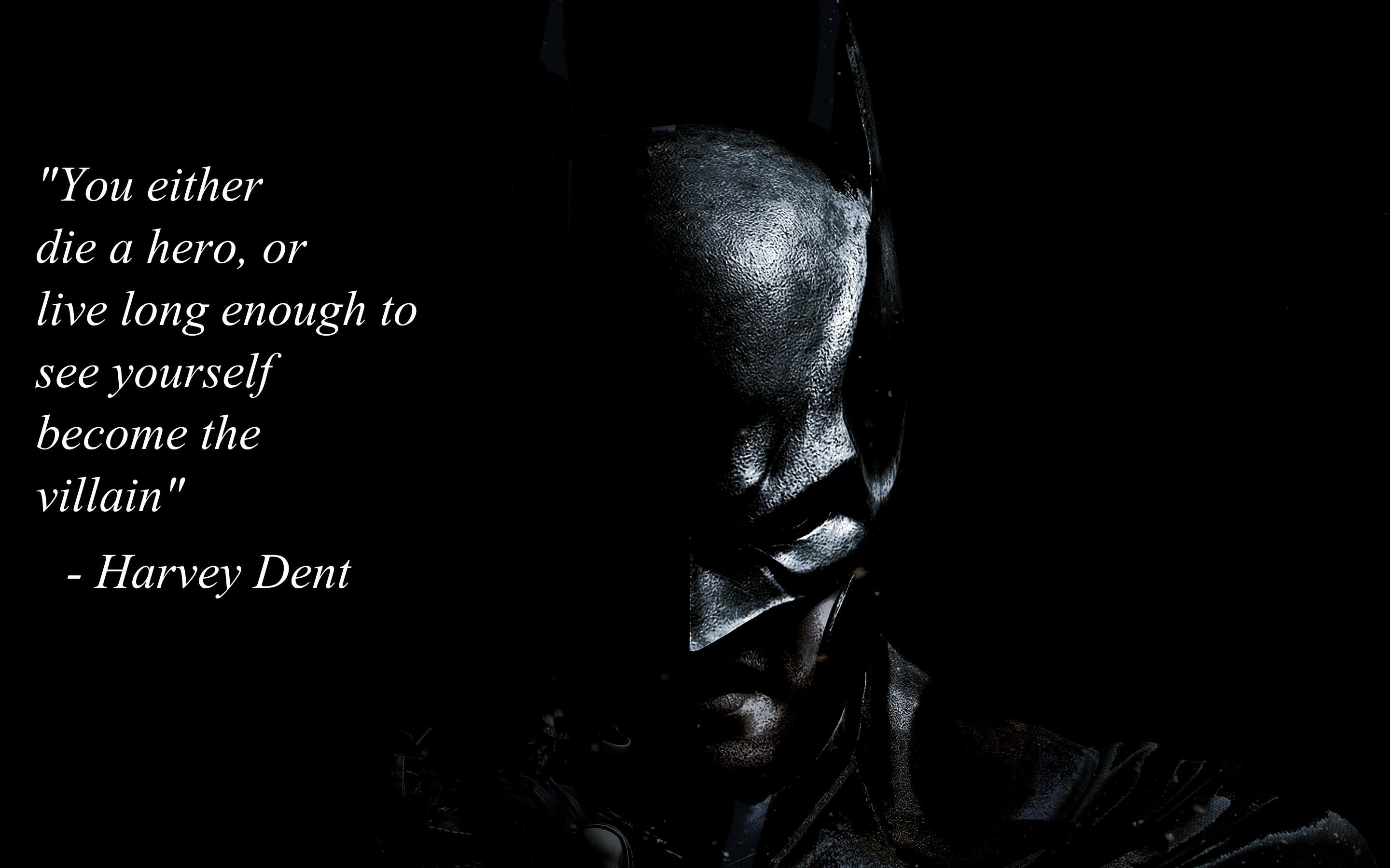 The Dark Knight Quotes: The Dark Knight Quotes Harvey Dent Images