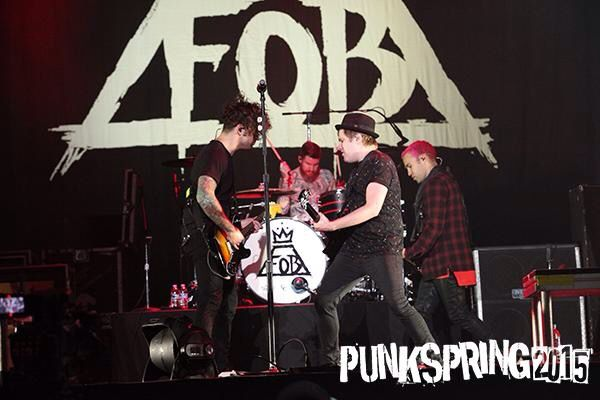 PUNKSPRING 2015 day 3 in Osaka/Kobe, Japan (28/3/15)