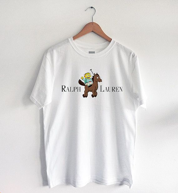7cb0f4ca RALPH WIGGUM T-SHIRT - Funny, Humour, The Simpsons, Homer, Bart, Lauren