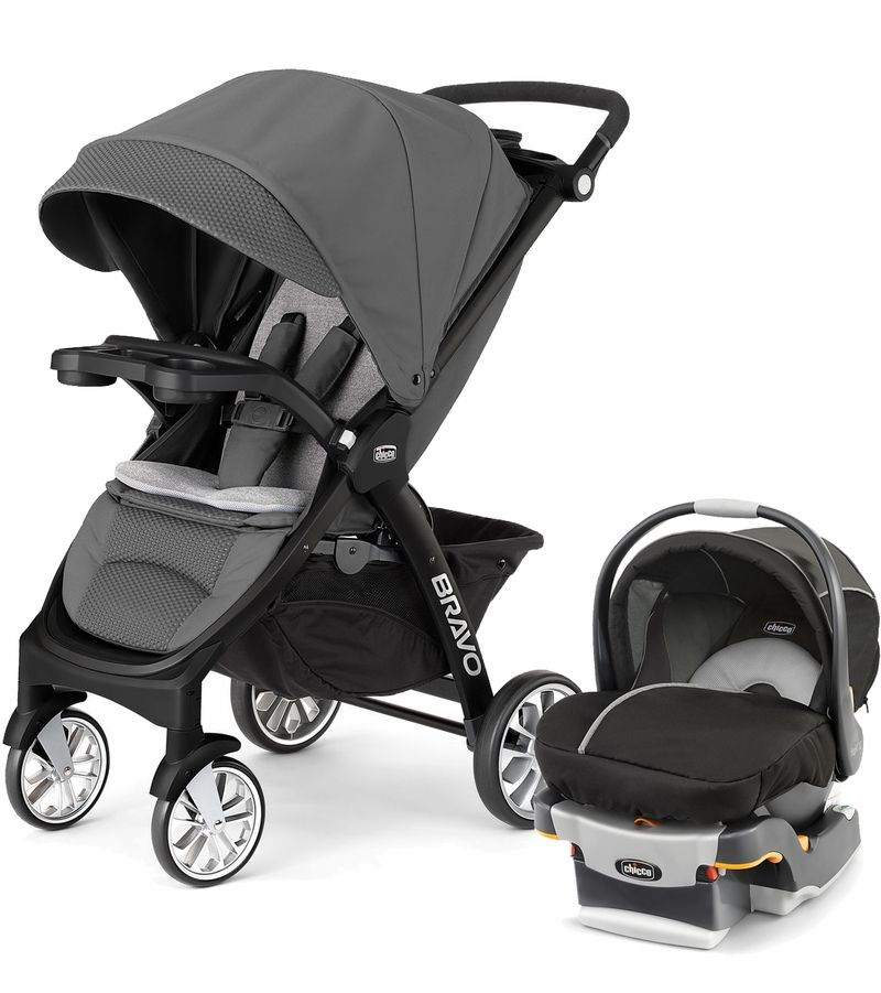 Chicco Bravo Trio Le Amp Keyfit 30 Travel System Coal Baby Stuff Pinterest Travel System