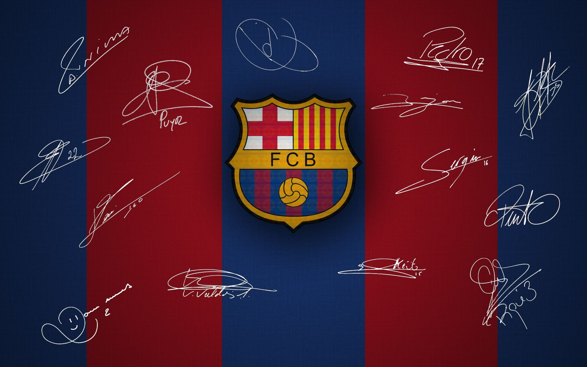fc barcelona sport team wallpaper | fws indonesia | pinterest