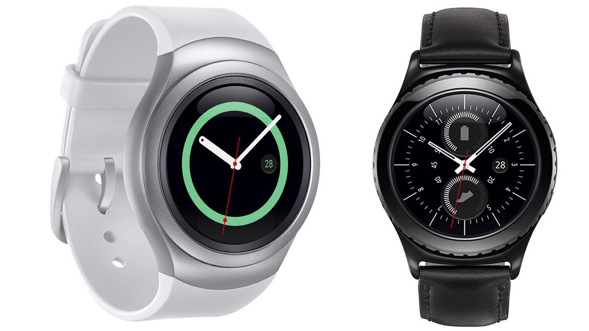 Samsung Gear S2 Shuns Android Wear As Apple Kind Of Embraces It Smart Watch Latest Smartwatch Wearable Technology