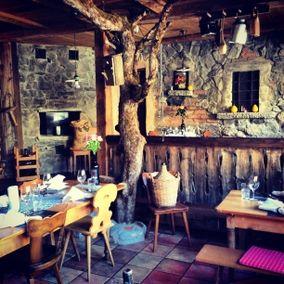 Restaurant gartenHAUS 1313 Luzern Gartenhaus, Restaurant