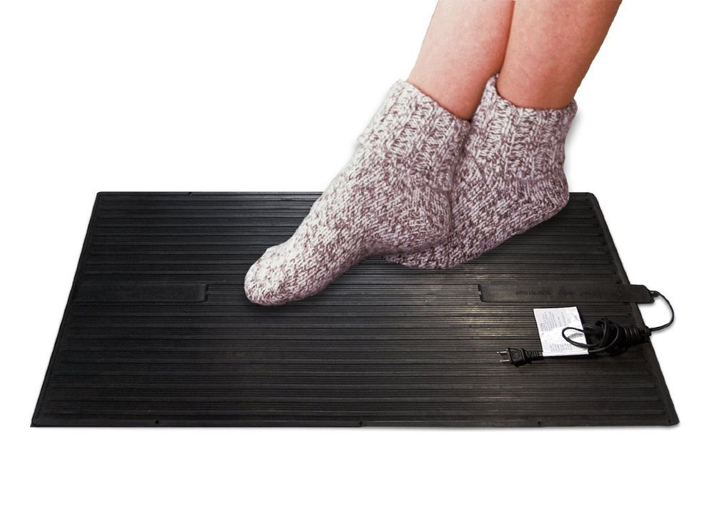 Cozy Products Fw Foot Warmer Heated Mat Foot Warmers