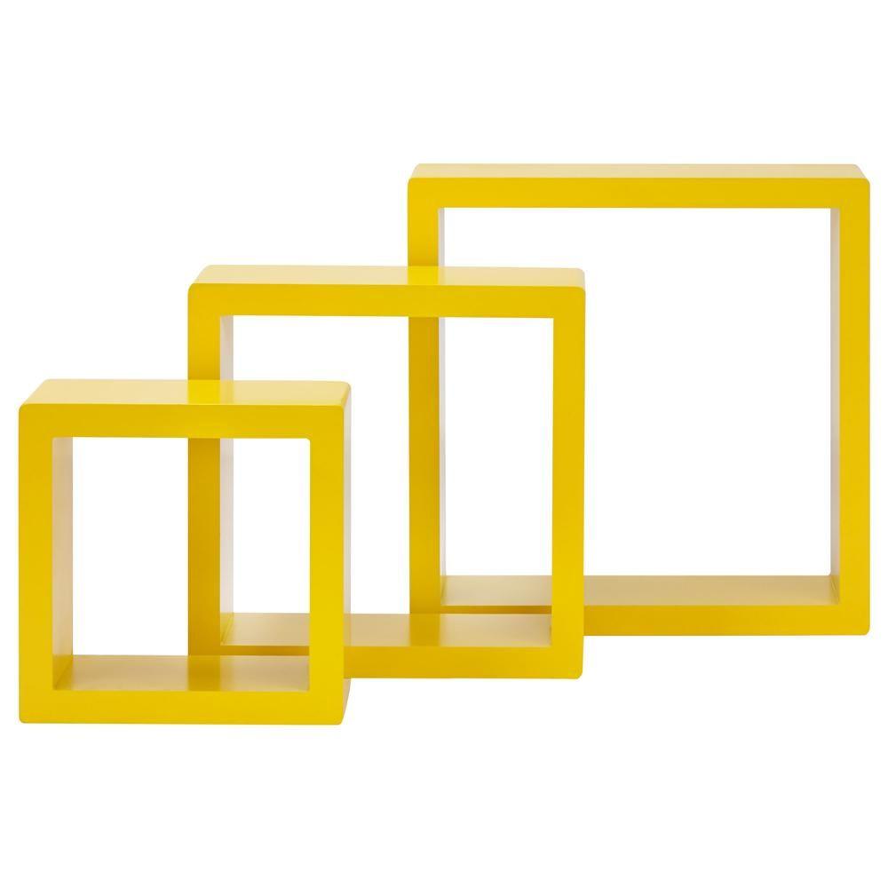 Set of 3 Shelves/SHELVES & HOOKS/WALL DECOR/KIDS|Bouclair.com ...