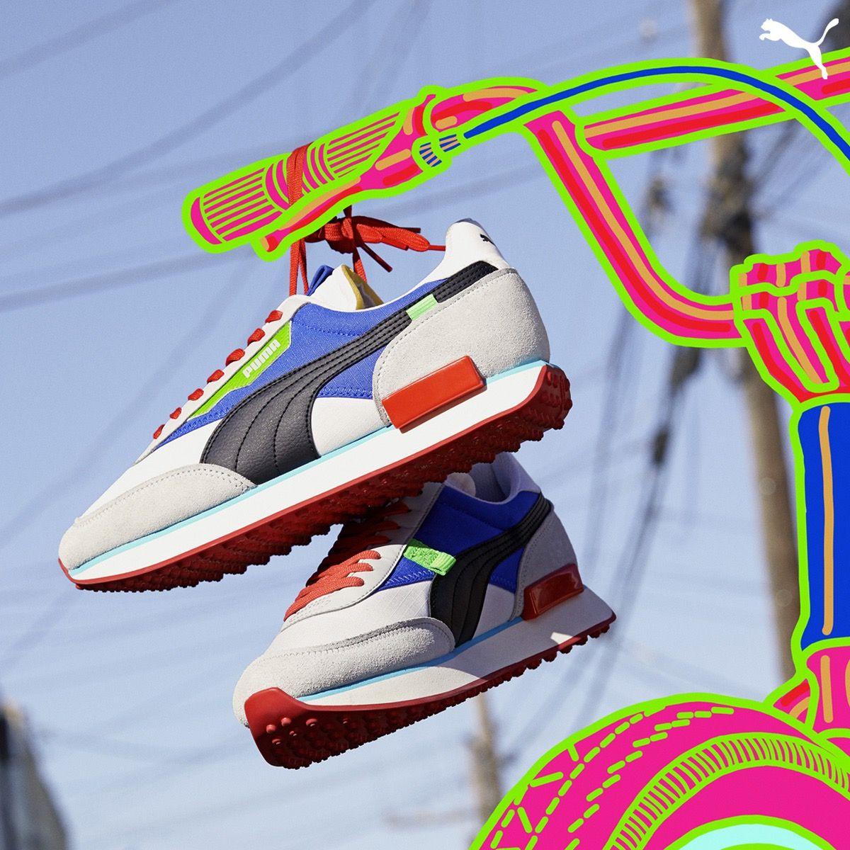 Puma Future Rider   Saucony sneaker