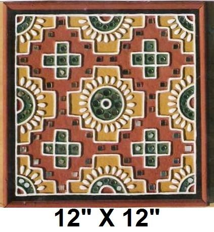 Gujarat Wall Drawings Traditional Google Search Clay Art Projects Clay Wall Art Plaster Art
