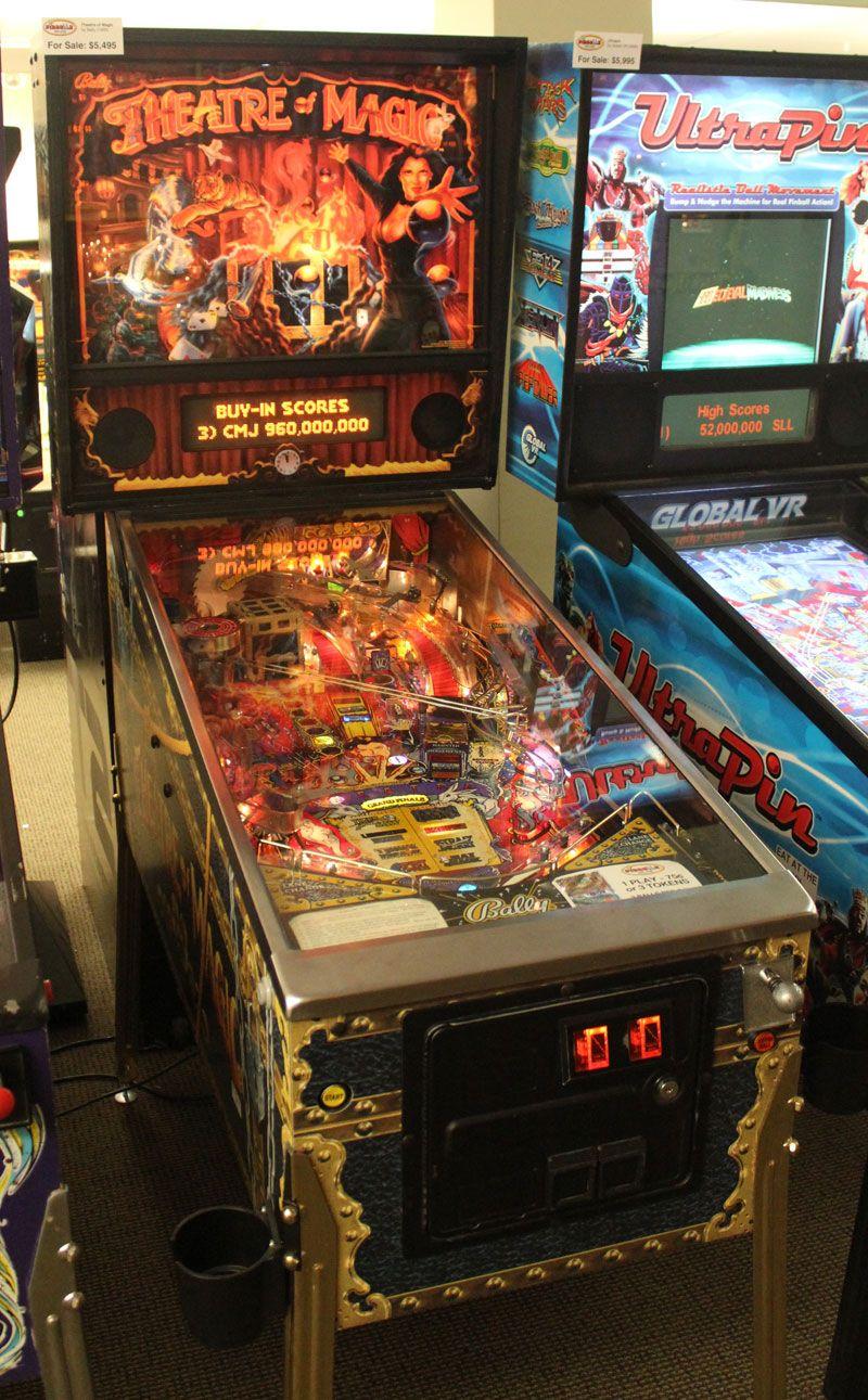 Store Pinballz Arcade Pinballz Arcade Pinball Machine Pinball Pinball Machines