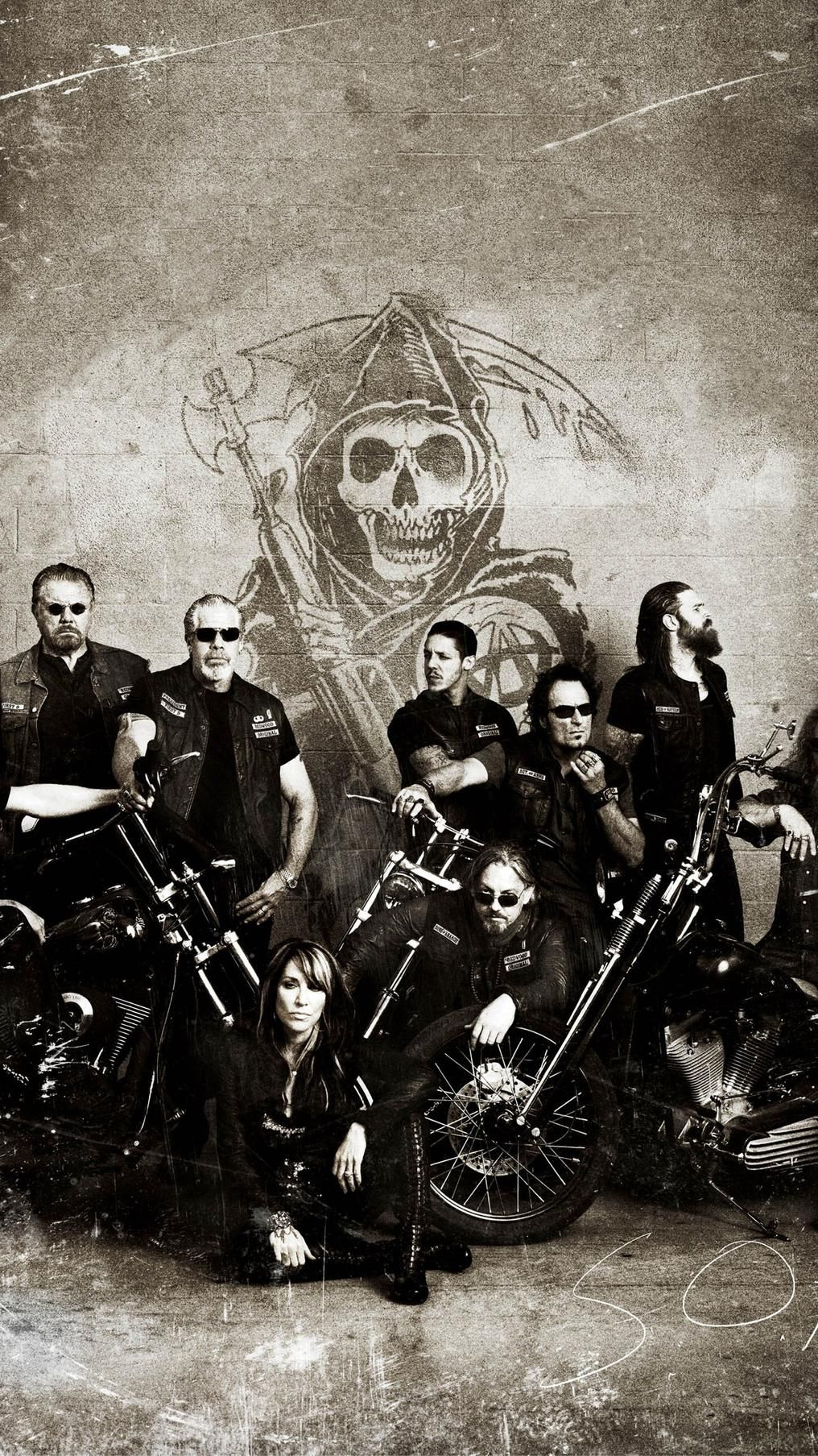 Sons Of Anarchy Phone Wallpaper In 2020 Sons Of Anarchy Anarchy
