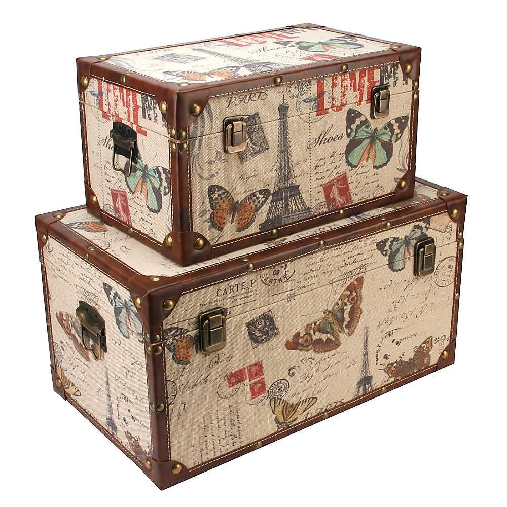 Beautiful Suitcase Storage | Luggage Set Storage Boxes | Household  Essentials | Home U0026 Lifestyle .