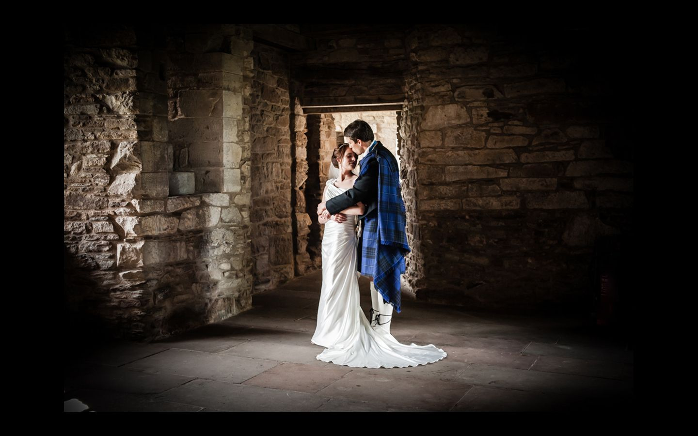 Would you like to get married in a Scottish castle?  Contact us today at: www.bluethistleweddings.co.uk