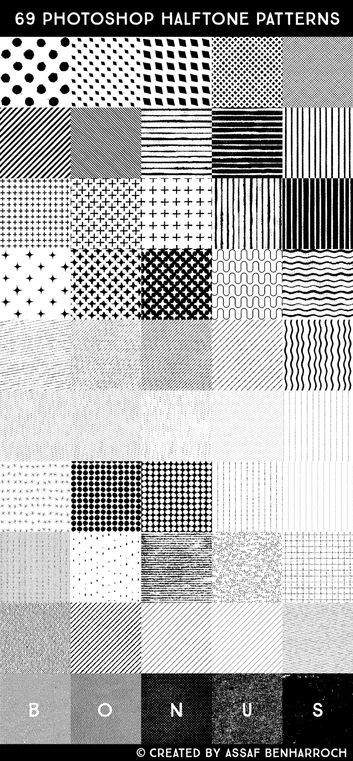 Photoshop Halftone Patterns Halftone Pattern Halftone Graphic