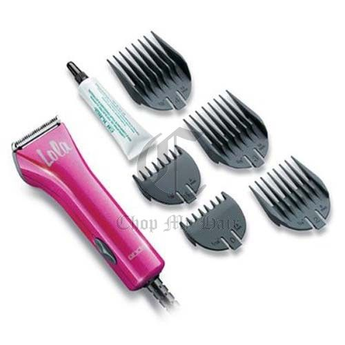 Andis Lola Hair Clipper Trimmer Pink Hair Clippers Hair