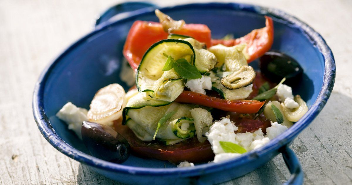 Gemüse auf dem Grill ist langweilig? Nicht mit diesem Rezept für leckere, kleine und gesunde Gemüsepäckchen.