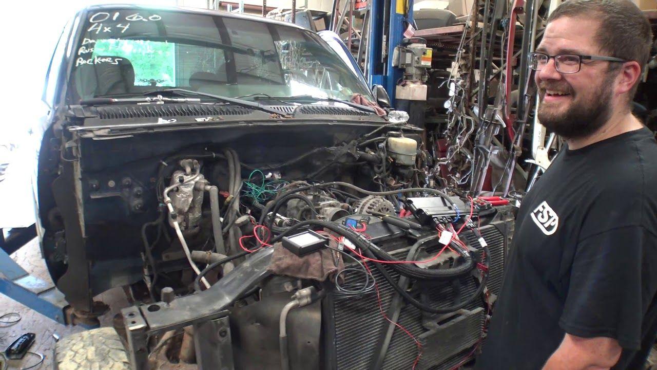 Junkard Holley Terminator X Wire And Fire Holley Terminator Ls Engine