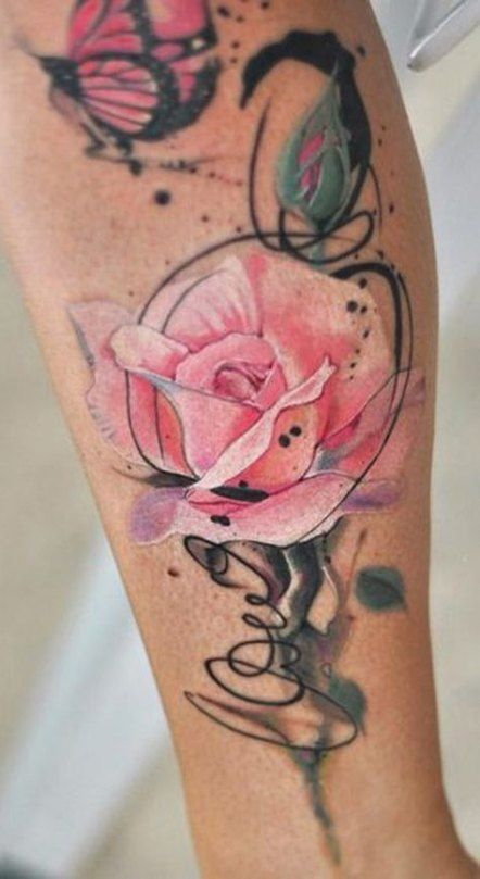 Photo of 42 Trendy Tattoo Forearm Femme Couleur