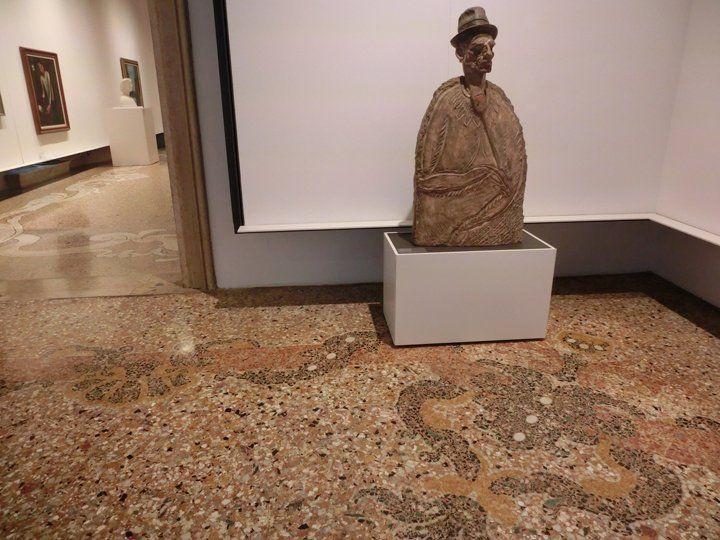 Pavimento a terrazzo, Ca\' Pesaro, Venezia | mosaico | Pinterest ...