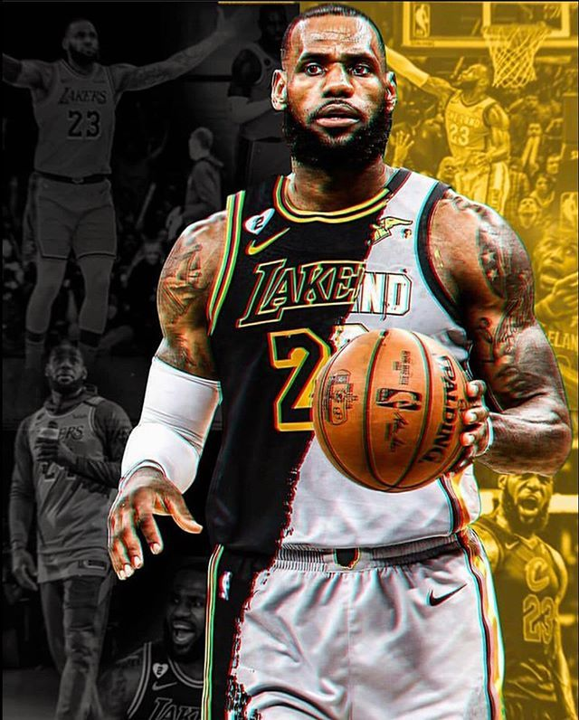 Lebron James On Instagram Which Is Better 2018 Playoff Bron Or 2020 Playoff Bron In 2020 Kobe Bryant Poster Thunder Nba Lebron James