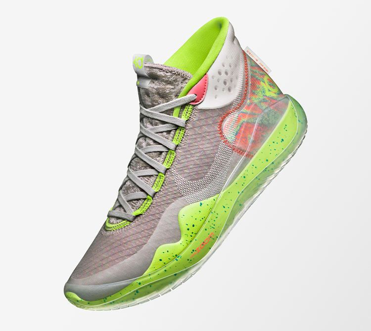 77ab82474a19 Kevin Durant Previews the  90s Kid  Nike KD 12