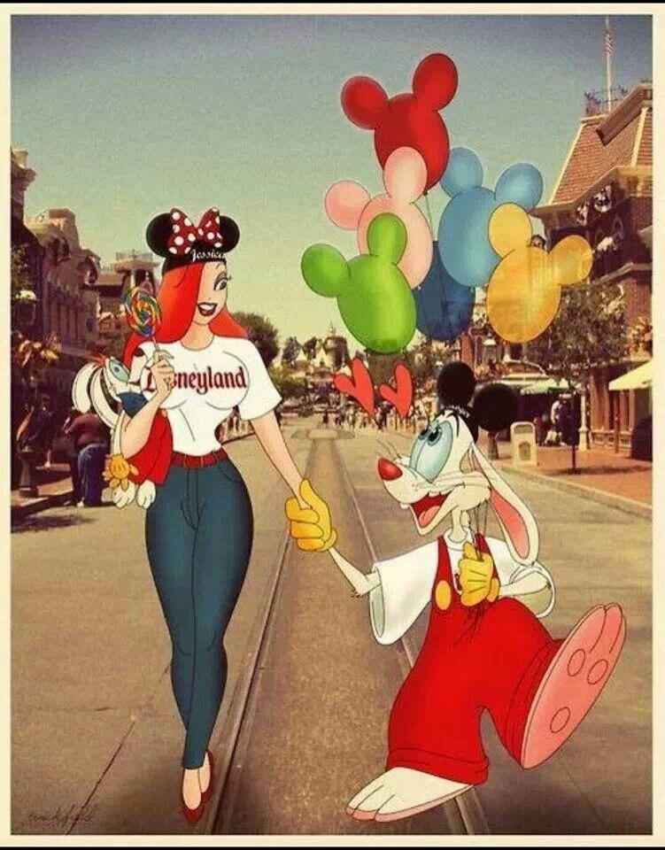 Disney-Who Framed Roger Rabbit? Curated by Suburban Fandom, NYC Tri ...