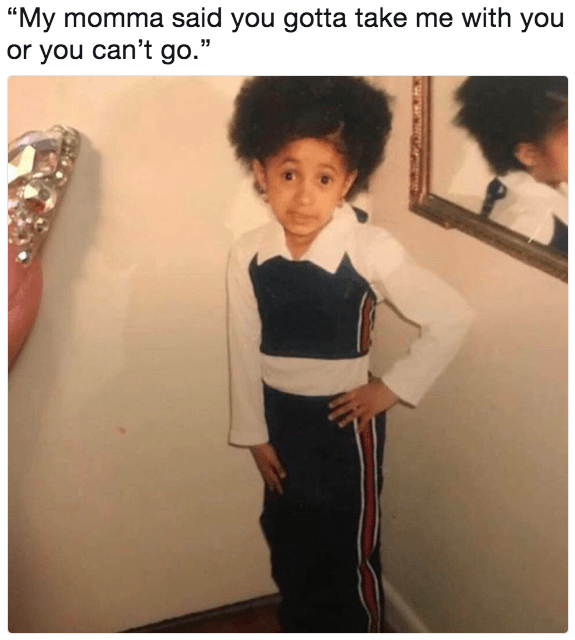 'My Momma Said' Memes Will Hilariously Remind You Of Your