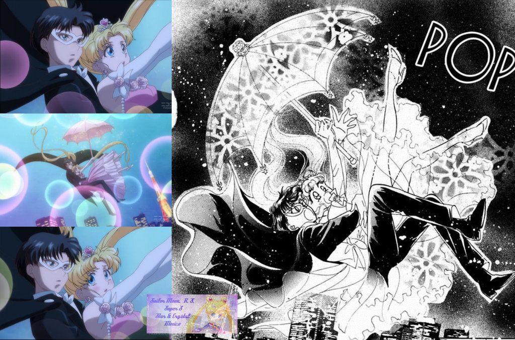 Sailor Moon Crystal -Act 4 by SairlorMoonFans.deviantart.com on @DeviantArt
