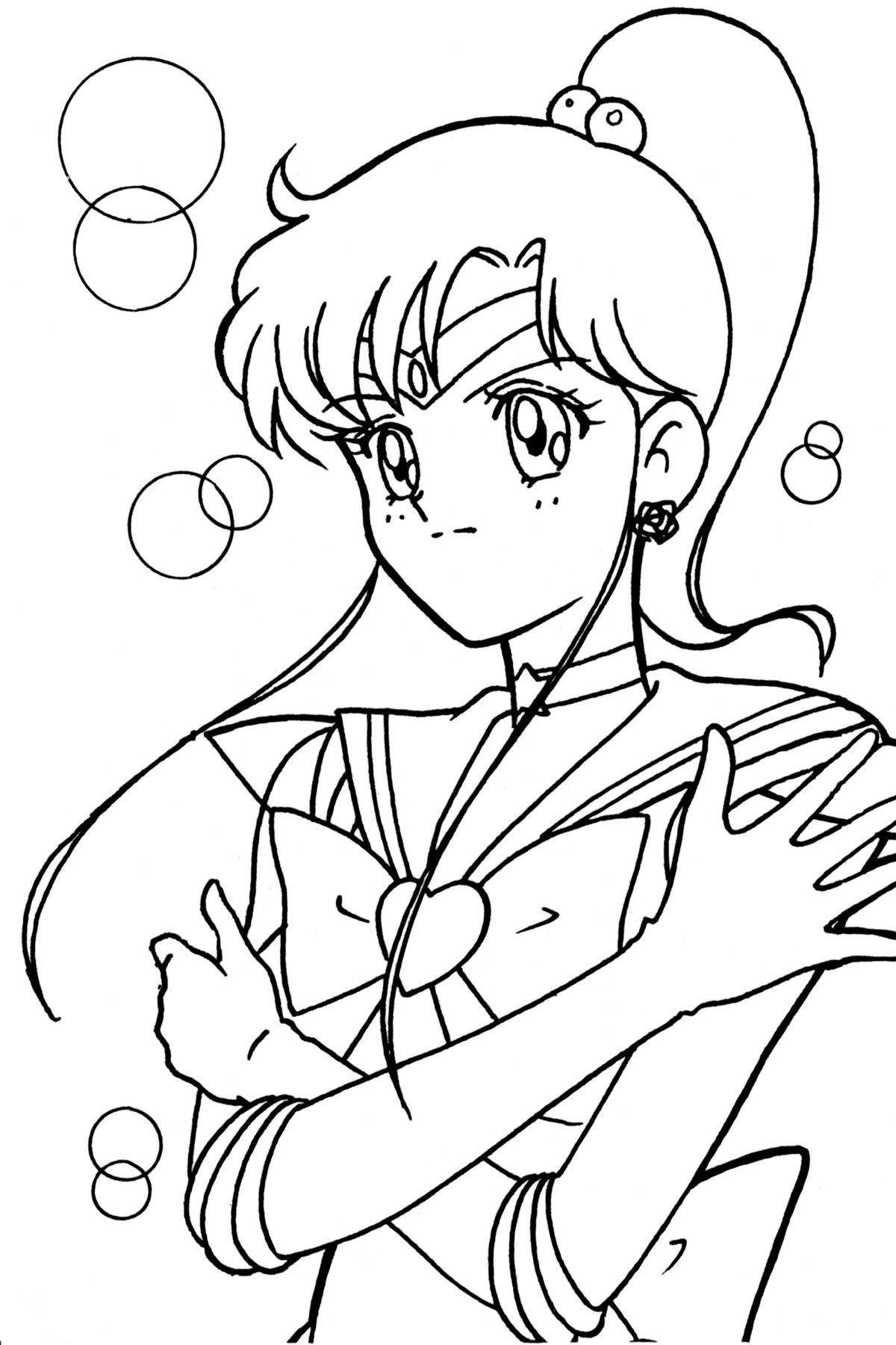Sailor Jupiter Smile Coloring Pages For Kids Gze Printable Sailor Moon Coloring Pages For Kid Sailor Moon Coloring Pages Moon Coloring Pages Sailor Moon Art