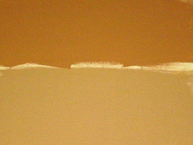 Butterscotch Sundae Paint Color