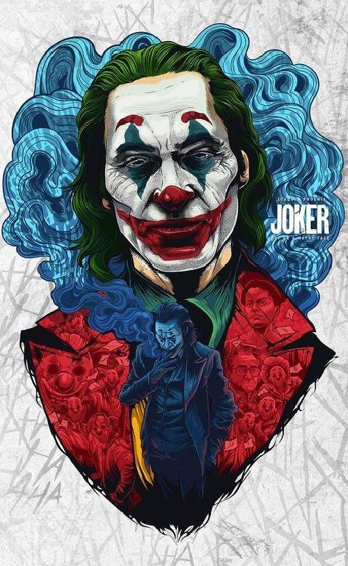Gambar Joker Kartun Gambar Gambar Keren Kartun Background hahaha wallpaper cave joker
