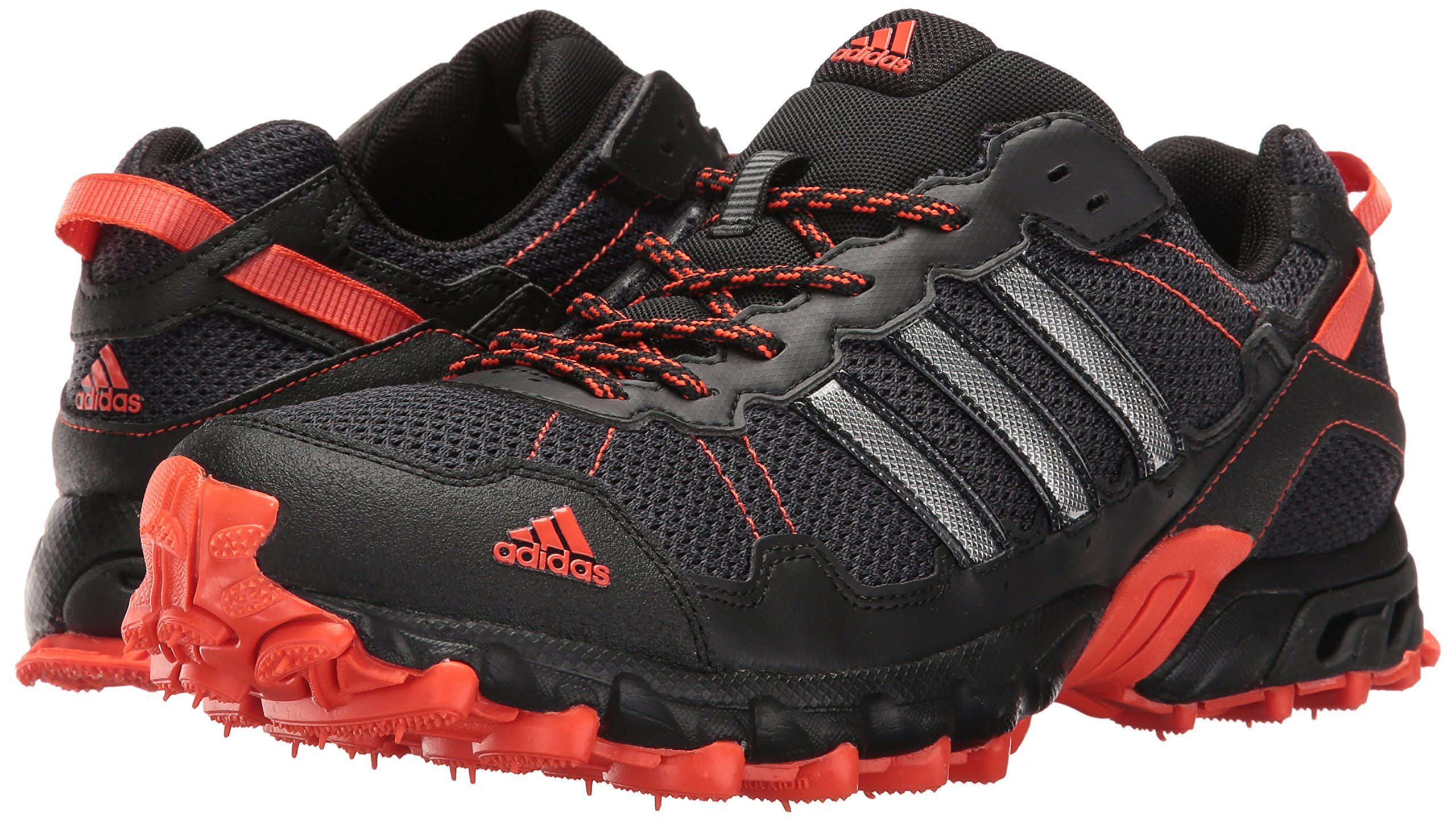 e03566291f602 adidas Performance Mens Rockadia Trail M Running Shoe Black Black Energy  10.5 M US     Read more at the image link. (This is an affiliate link)