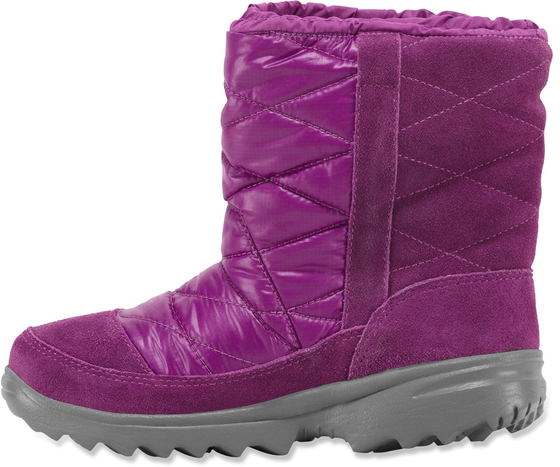 90a37008e The North Face Winter Camp Waterproof Boots - Kids' | REI Co-op ...
