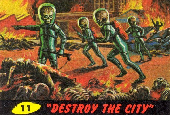 Mars attack 11 mars attacks the martian science
