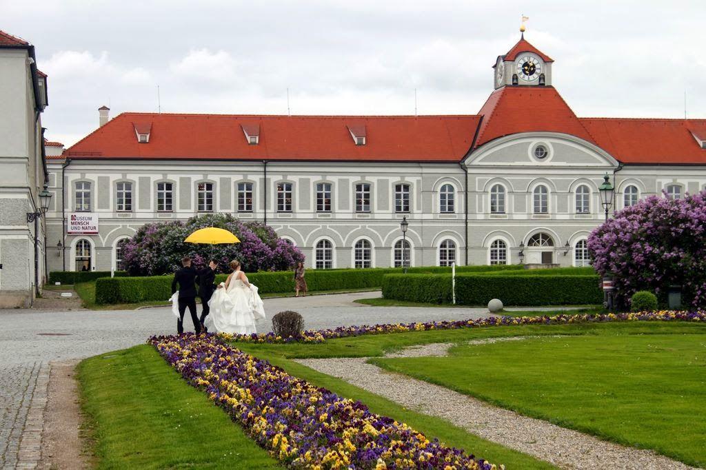 Castelo de Nymphenburg - Alemanha