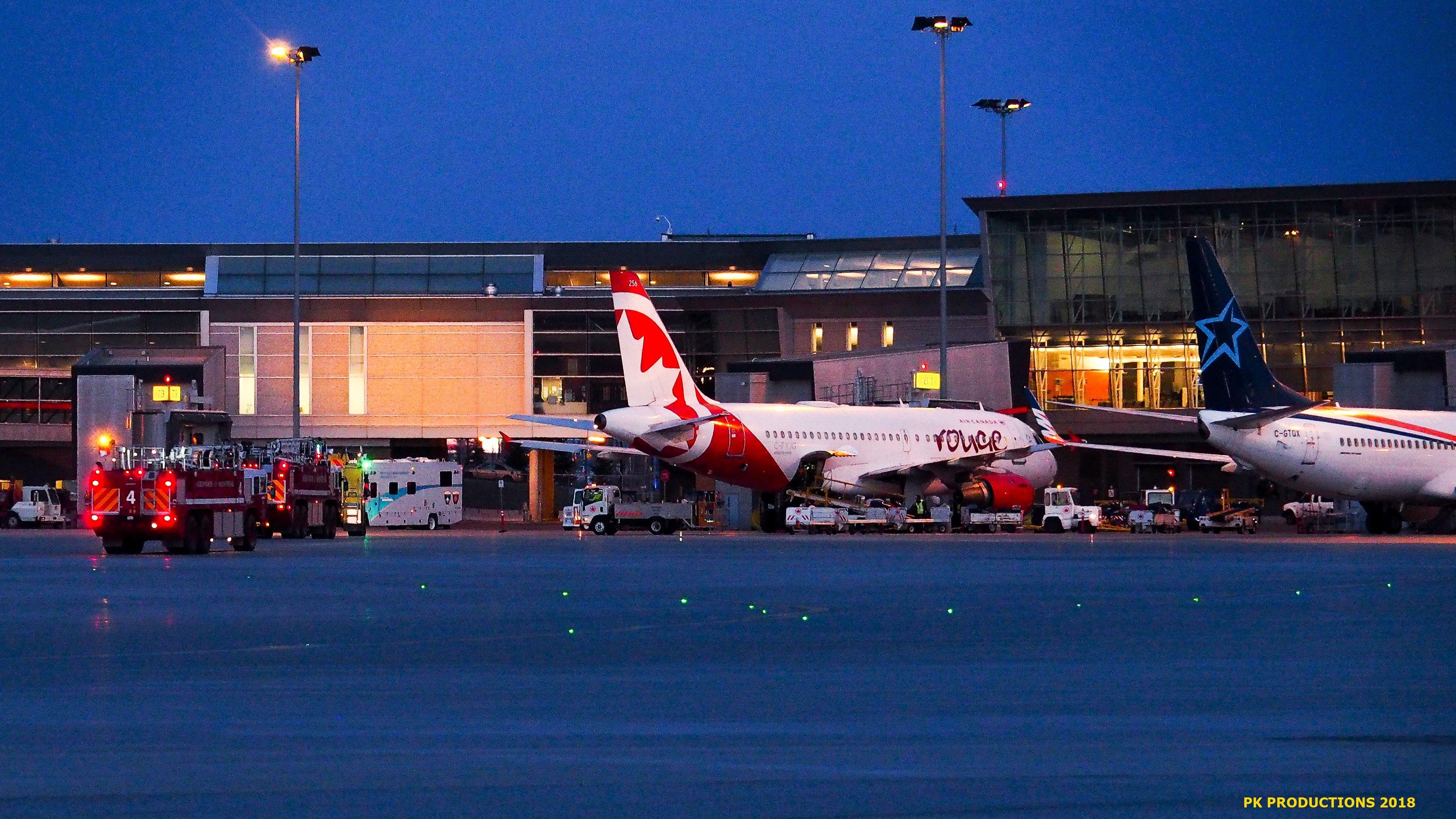 P41024722 TRUDEAU in 2020 Air canada rouge, Photo