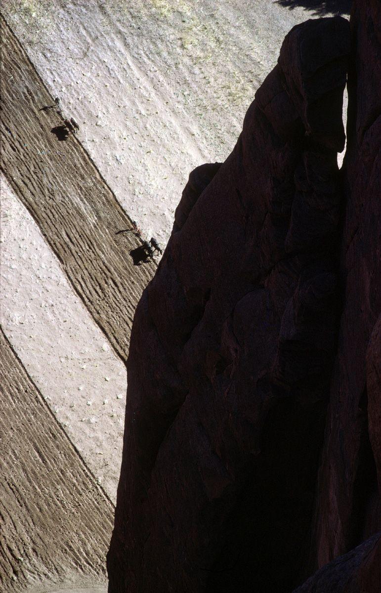 Canyon de Chelle, Arizona 1967, by Ernst Haas.