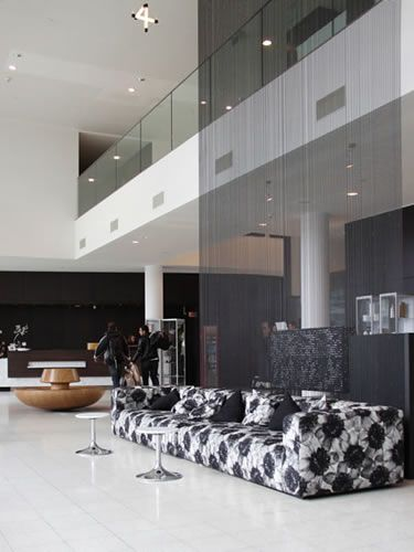 Executive Room in Dutch Design Hotel Artemis Amsterdam - Hotelrooms