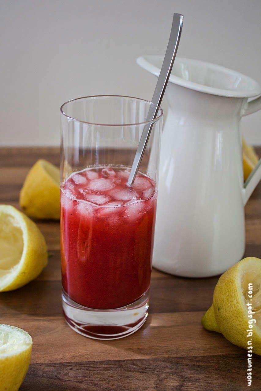 Wos zum Essn: Sommer ins Gsicht, ich will mehr vom \'Raspberry Mojito ...