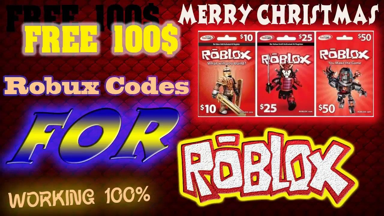 New 2018 Free Roblox Codes 2018 Free Robux Codes How To Get