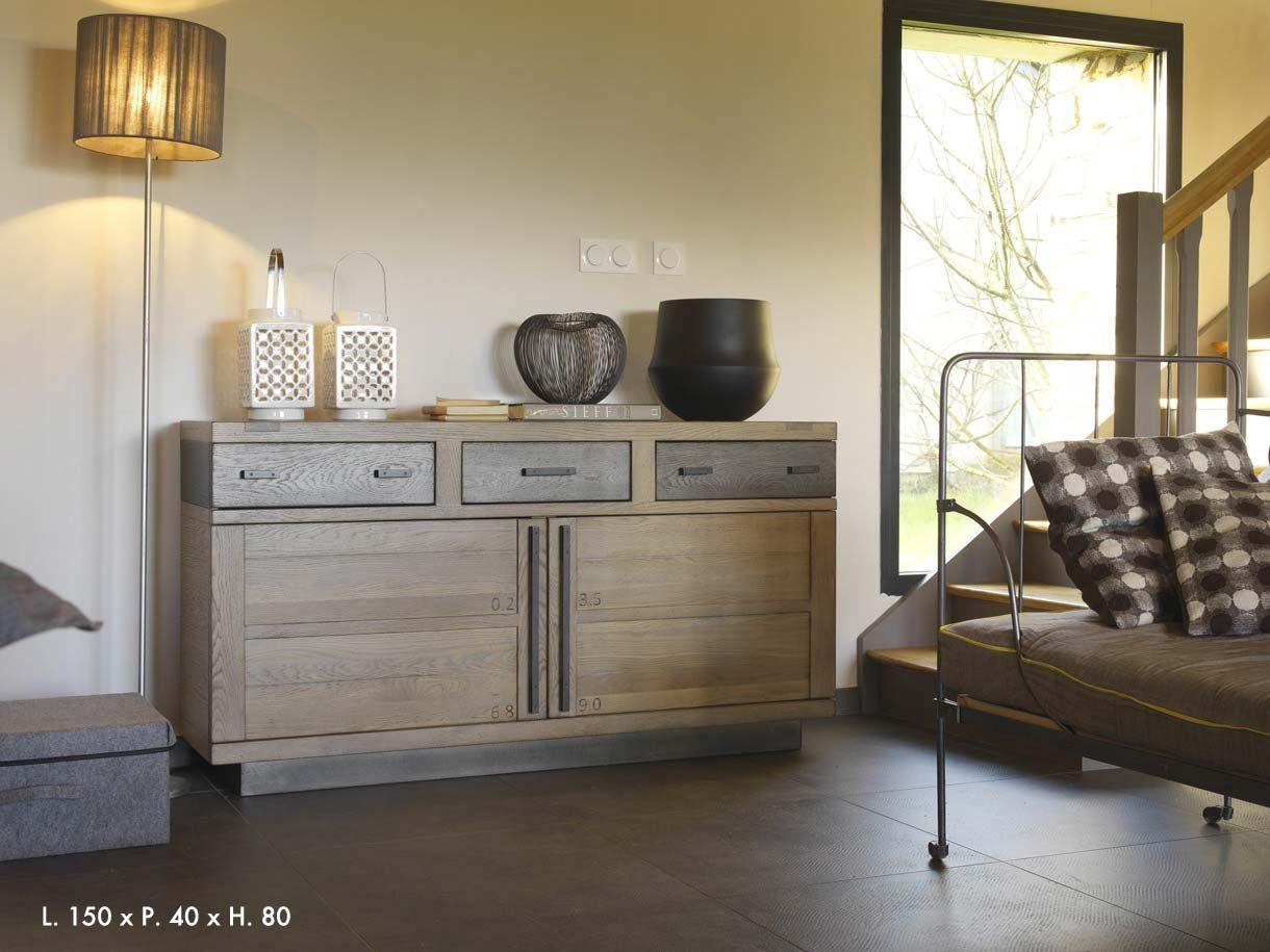 Epingle Par Hangar De Style Nantes Sur Artcopi Mobiliers Meuble Chene Deco Maison Decoration Maison