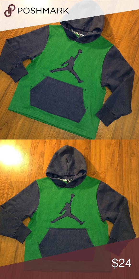 85bf9eabc7d880 Nike Air Jordan Hoodie Sweater (M 10-12) L 12 NEW Nike Air Jordan ...