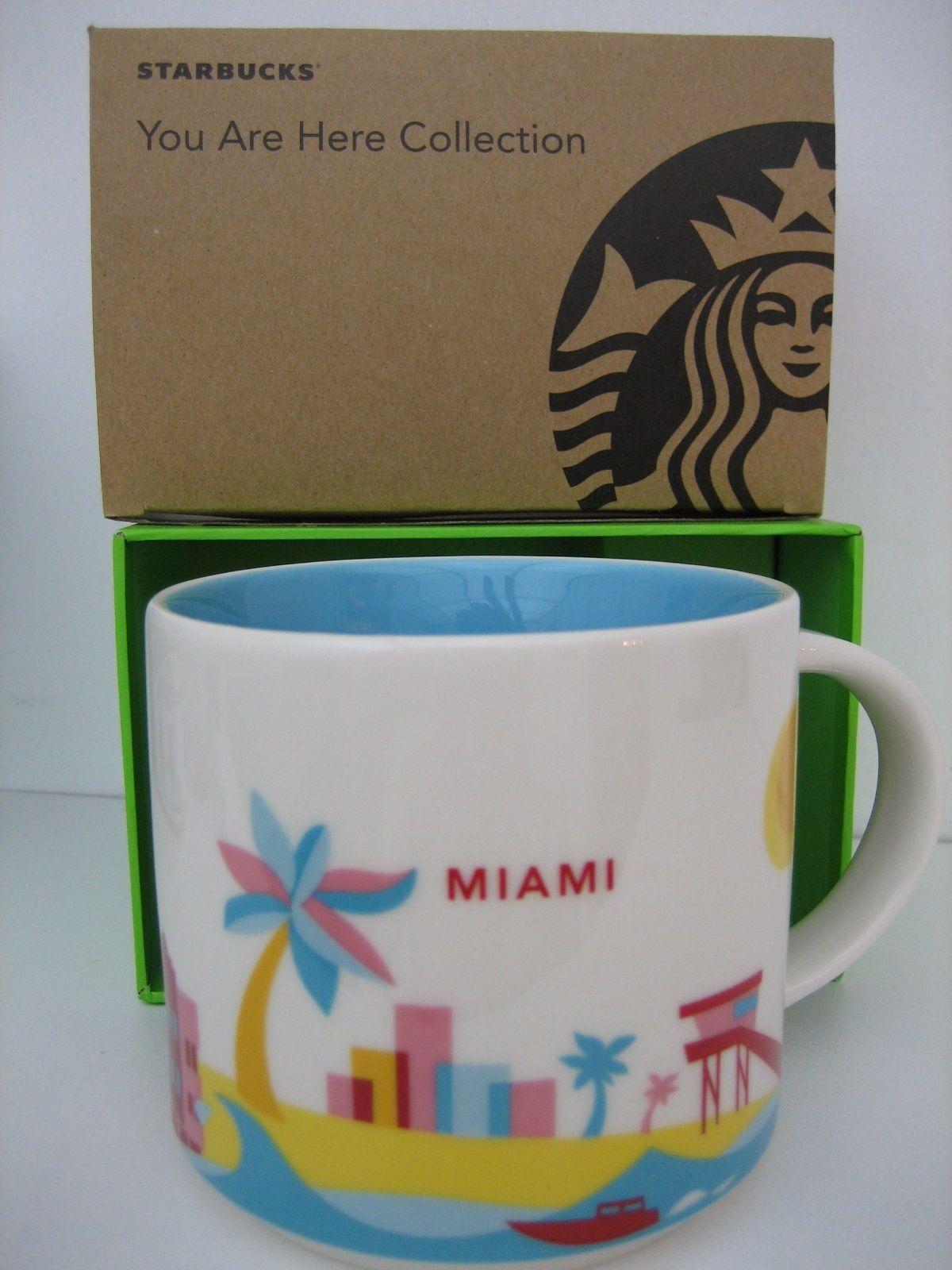 Starbucks Arizona Ceramic Mug 14 fl oz You Are Here Collection YAH