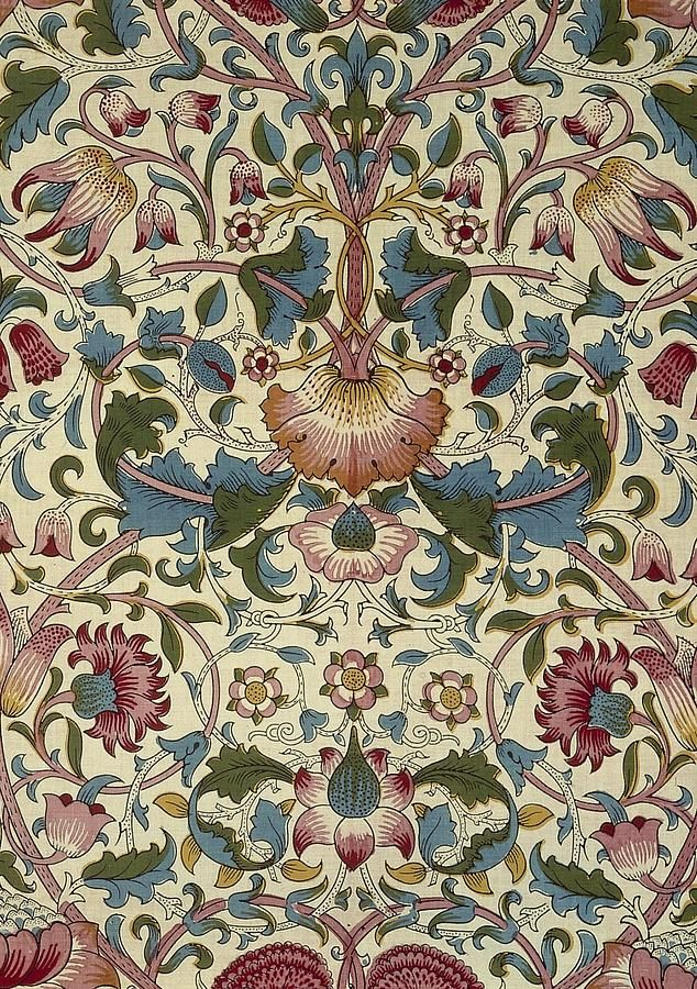 william morris tapestry - Buscar con Google