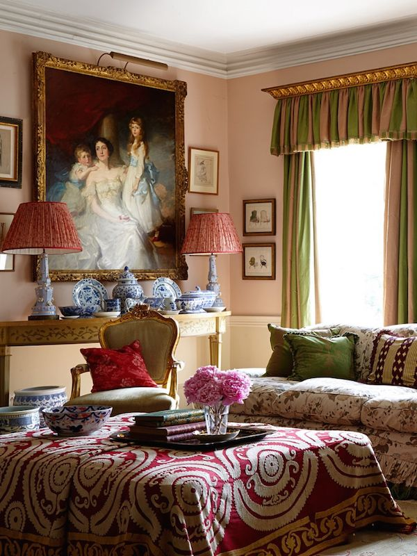 Penny Morrison Then And Now English Decor Country Style